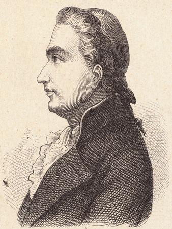 Portrait of Luigi Galvani
