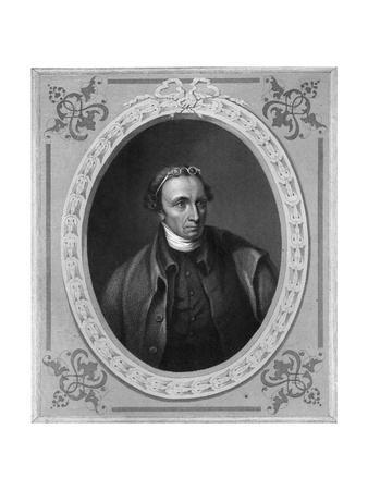 Print of Patrick Henry