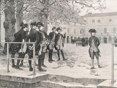 Napoleon at Military Academy