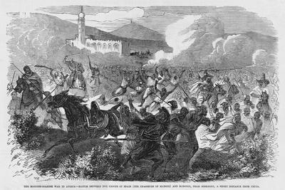 Moorish-Spanish War
