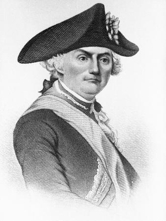 Portrait of Henry Knox
