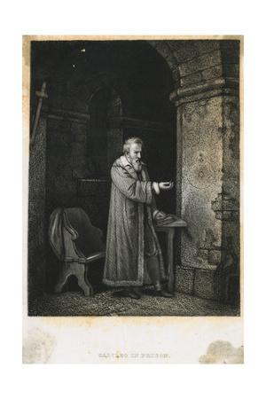 Galileo Studying Specimen