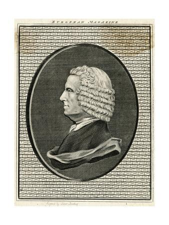 Profile of John Harrison Inventor of the Timekeeper