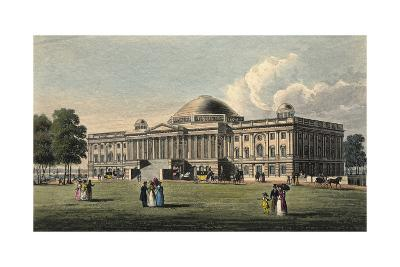 Illustration of Capitol Building