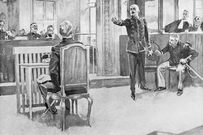 Trial of Dreyfus