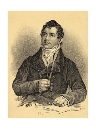 Irish Poet Thomas Moore
