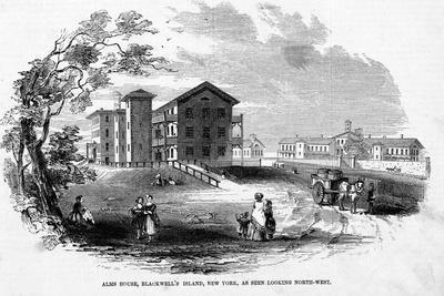 Alms House, Blackwell's Island