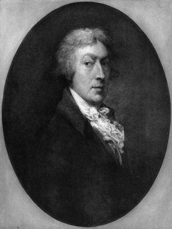English Painter Thomas Gainsborough
