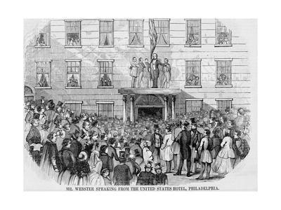 Daniel Webster Speech
