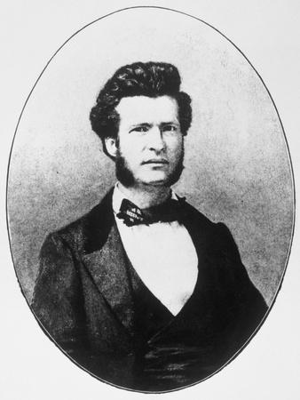 A Young Samuel Clemens