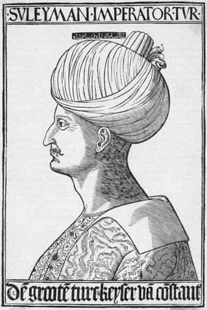 Profile of Suleiman the Great