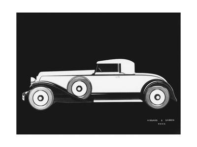 Illustration of 1929 Renault Reinastella