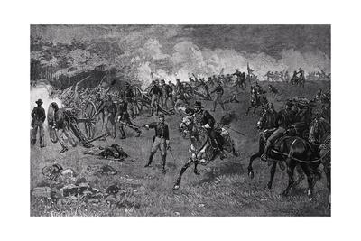 Soldiers Fighting