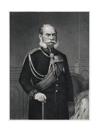King William I of Prussia