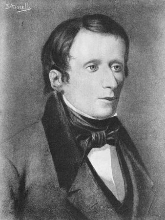 Giacomo Leopardi,Italian Poet, 1798-1837