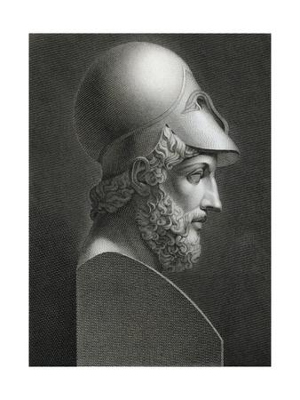 Pericles, Athenian Statesman