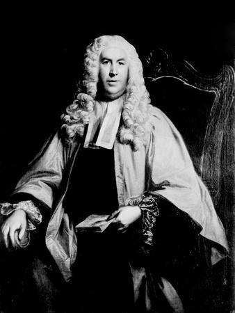 Portrait of Sir William Blackstone