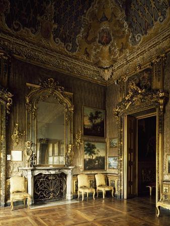 Four Seasons Room in Palazzo Madama