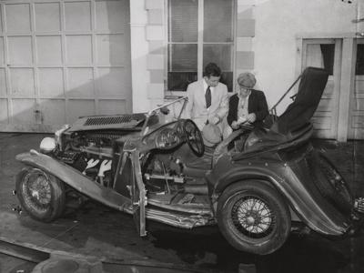 Charles Butterworth's Fatal Car Accident 2, 1946
