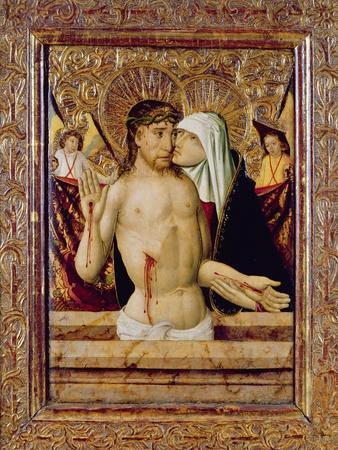 The Agony of Christ, Kassa 1470-80