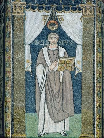 Ecclesio, a Bishop of Ravenna