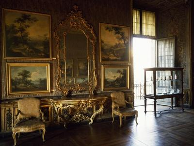 Four Seasons Room in Palazzo Madama, Turin, Italy, 13th-17th Century