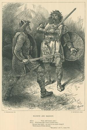 Illustration for Macbeth
