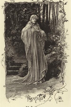 """Miss Ellen Terry, in """"Becket"""""""