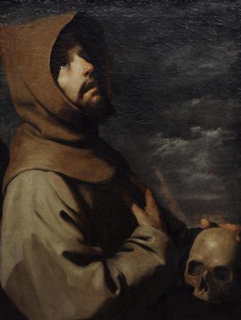 Saint Francis of Assisi, 1660