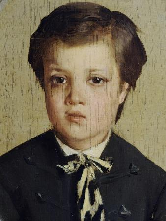 Portrait of Brother Francesco Boldini