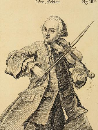 "Austria, Leopold Mozart, ""Violin School"", Violin Virtuoso"
