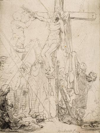 Descent from the Cross: a Sketch, 1642