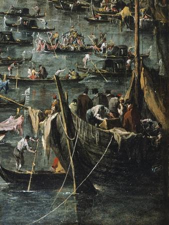 Return of Bucentaur, 1780-1793