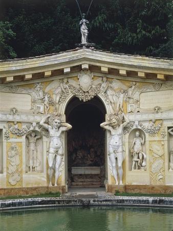 Nynphaeum, Villa Barbaro, 1550-1560