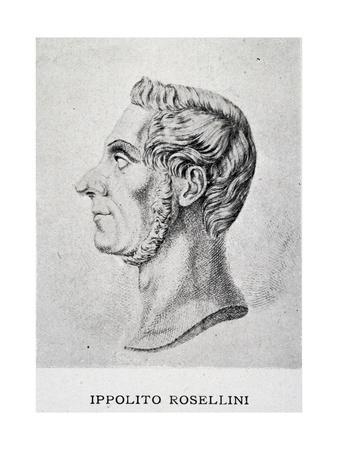 Portrait of Ippolito Rosellini