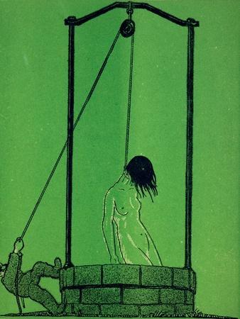 La Vérité En Allemagne, from 'Le Mot' Magazine, C.1915