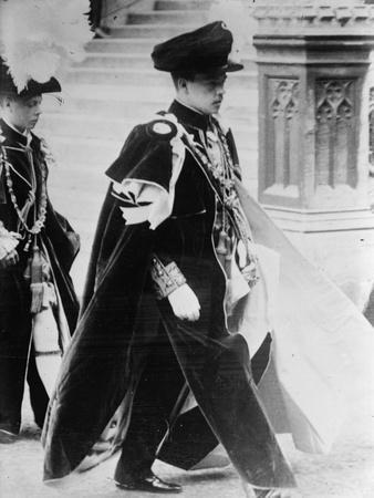 King Manuel II