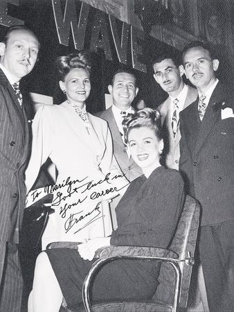 Marilyn Monroe and Five Others at 'The Wave'