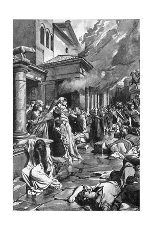 Vandals Sacking Rome