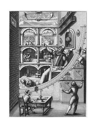 Tycho Brahe: Astronomer and Maker of Instruments by Jan Blaeu