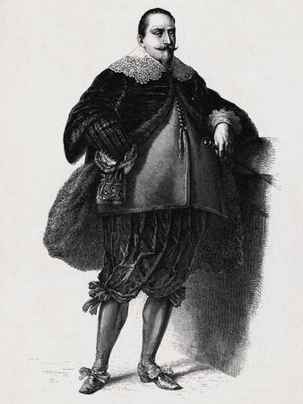 Sweden's King Gustav II Adolph