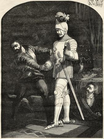 Scene from Il Don Giovanni