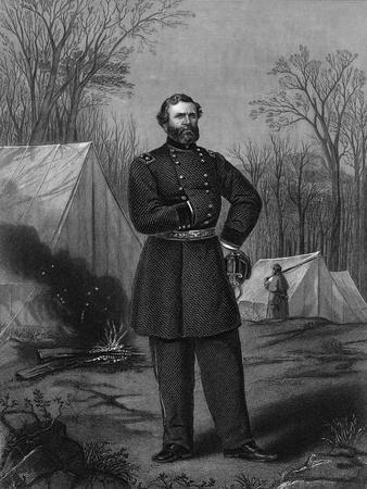 Union General George Henry Thomas