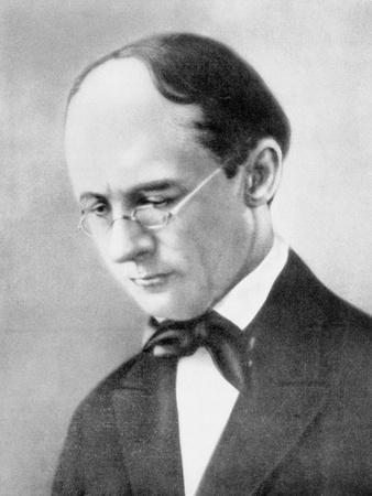 Portrait of William Holmes Mcguffey