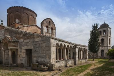 Albania, Fier, Ruins of Apollonia, Byzantine Monastery and Museum