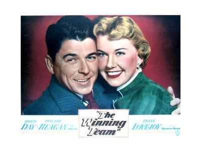 The Winning Team - Lobby Card Reproduction