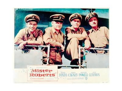 Mister Roberts - Lobby Card Reproduction