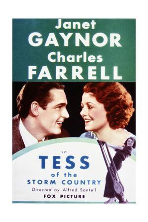 Tess of the Storm Country - Movie Poster Reproduction