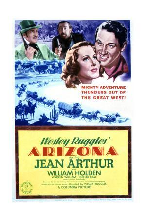 Arizona - Movie Poster Reproduction