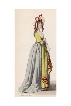 Frenchwoman 1789